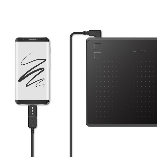 Huion HS64 Drawing Tablet | Huion BD