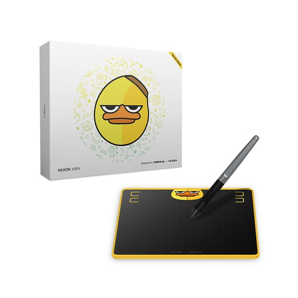Huion HS64 Writing Tablet