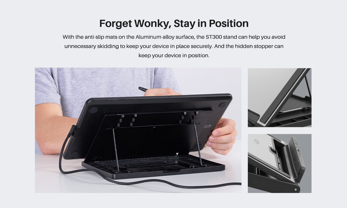 Forget wonky, Stay in Position